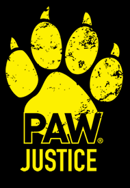 Online Pet Store - Paw Justice Charity Shop