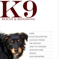 K9 Rescue & Rehoming