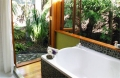 Resort style bathroom